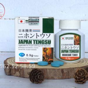 Kẹo Japan Tengsu Thuốc Cường Dương Của Nhật Bản Cực Tốt