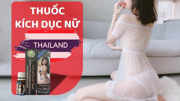 AnyCall Thuốc Kích Dục Nữ Coquettish Woman Cực Mạnh Của Thái Lan