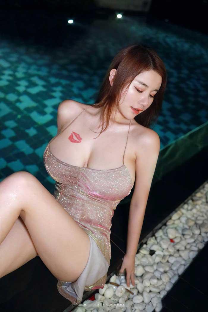 Hình Ảnh Nude Không Che Lộ Body Trắng Nõn Nà Cực Phê