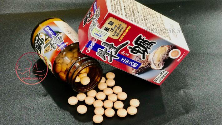 Tinh chất hàu Orihiro