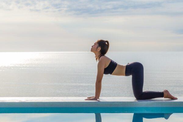 Các tư thế yoga tốt cho sinh lý nữ giới giúp ích khi quan hệ