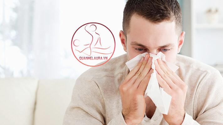 Tình dục chống lại cảm lạnh và cúm