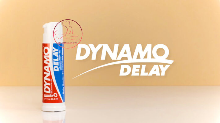 Chai xịt chống xuất tinh sớm Dynamo Delay