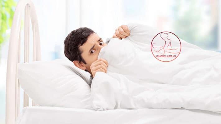 Xuất tinh nhiều lần khiến tinh trùng không kịp sản sinh hoặc có sức khỏe yếu
