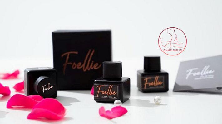 Công Dụng Nước Hoa Vùng Kín Foellie Inner Perfume.