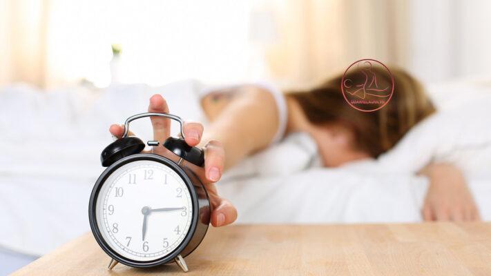 Tác hại của việc ngủ nhiều.